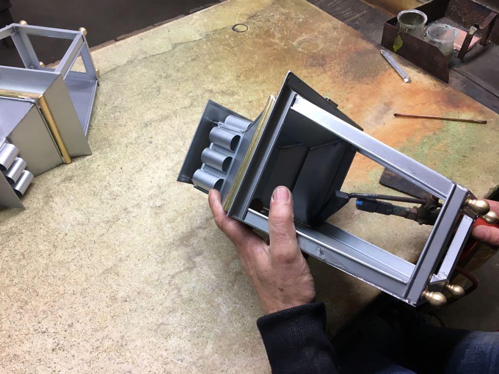 Somos artesanos de la forja: nuestro sello