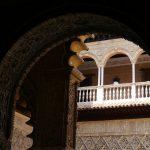 El Alcázar de Sevilla. Historia con apliques de forja