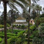 El Alcázar de Sevilla y sus jardines