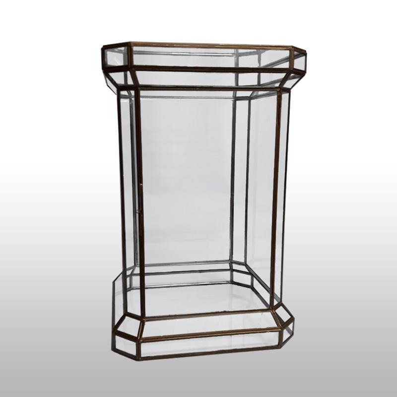 Urna de cristal 'Torre'