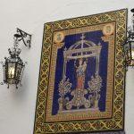 Retablos cerámicos religiosos